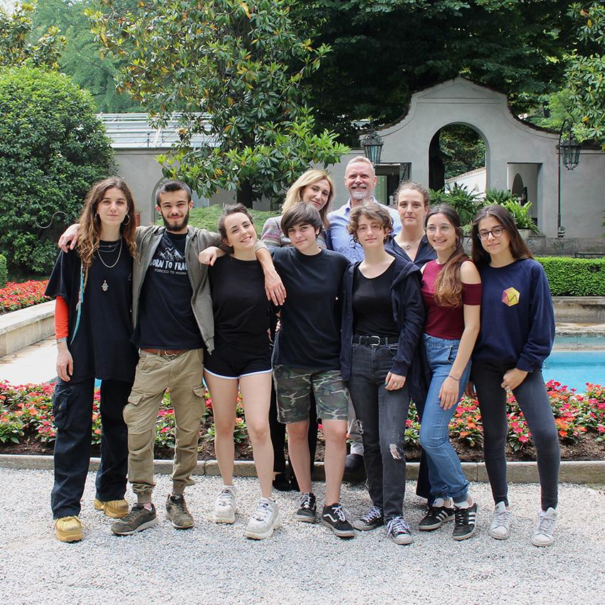 Progetto Giovani Lissanti