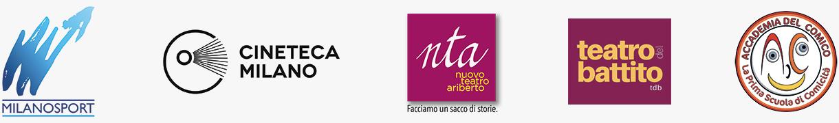 Milano Sport - Cineteca Milano - Nuovo Teatro Ariberto - Teatro del Battito - Accademia del comico